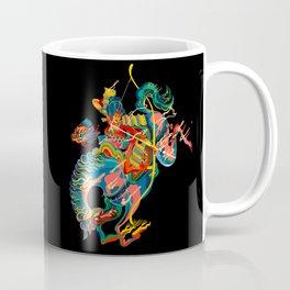 Mounted: Yabusame (Mounted archery) Coffee Mug