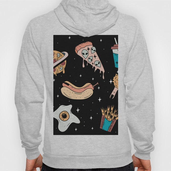 The fast food of the future Hoody