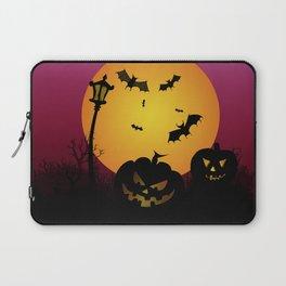 Spooky Halloween 6 Laptop Sleeve