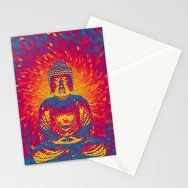 Crystal Buddha Stationery Cards