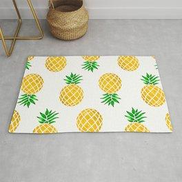 Beautiful Pineapple Pattern Rug