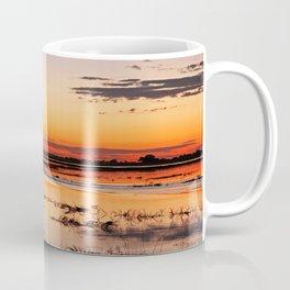 Evening in Africa Coffee Mug