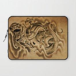 Hannya Dragon Laptop Sleeve