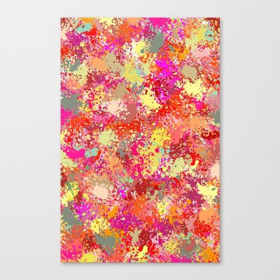 Sprinkle Canvas Print