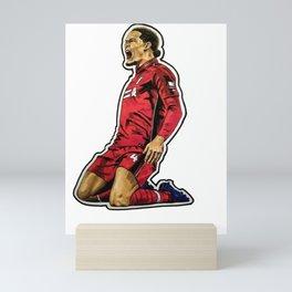 Virgil Celebration Mini Art Print