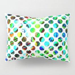 Fluid Dot Pillow Sham