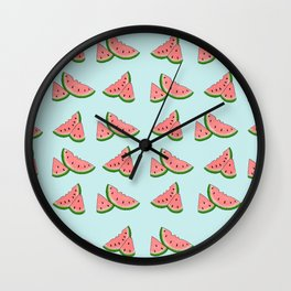 What a melon Wall Clock