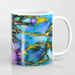 Colored Tafoni 2 Coffee Mug