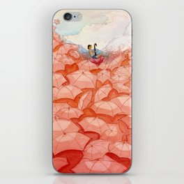 Come Sail Away  iPhone Skin