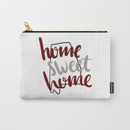 Home Sweet Home Alabama Carry-All Pouch
