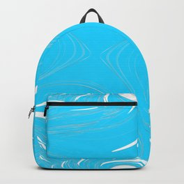 Bubblegum clouds Backpack