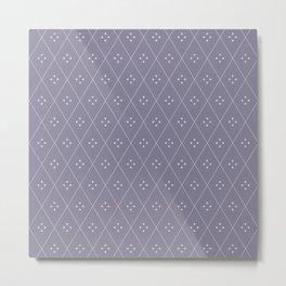 Mae Pattern XVII Metal Print