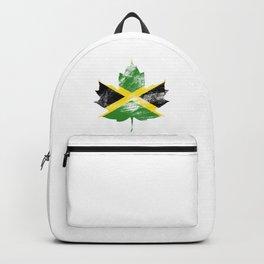 Jamaica/Canada Backpack