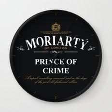 Prince of Crime Wall Clock