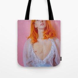 sam as me on pink Tote Bag