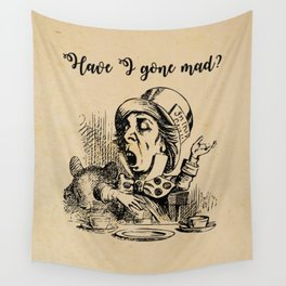 Mad Hatter - Alice in Wonderland Wall Tapestry