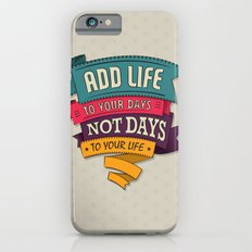 Life iPhone 6s Slim Case