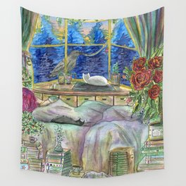 Magical Morning Wall Tapestry