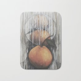 Tangerines Bath Mat