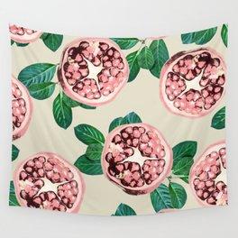 Pomegranate V2 #society6 #decor #buyart Wall Tapestry