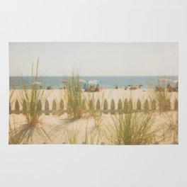 Sand Dunes Summer Rug