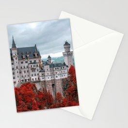 Breathtakingly Beautiful Fairytale Neuschwanstein Castle Schwangau Bavaria Germany Europe Ultra HD Stationery Cards