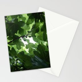 Forest Overgrowth Stationery Cards