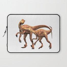 Velociraptor ..  animal design Laptop Sleeve