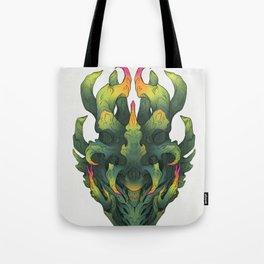 Xeno the King Tote Bag