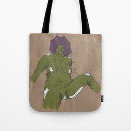 Éxtasis, a Huellas piece Tote Bag