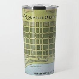 La Nouvelle Orleans Travel Mug