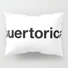 PUERTO RICO Pillow Sham