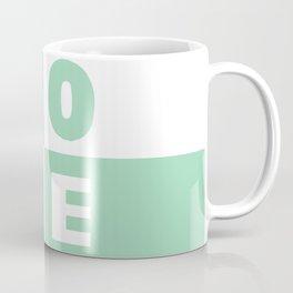 Love Mint Coffee Mug