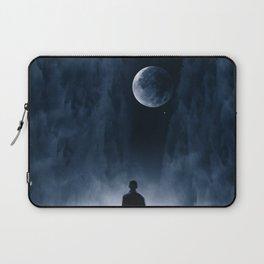 Blue Dream Night Laptop Sleeve