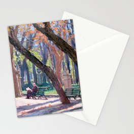 Winter in Rome, Italy — L Diane Johnson Stationery Cards