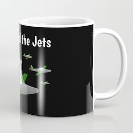 Bunny and the Jets Coffee Mug