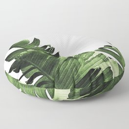 Banana leaf Floor Pillow