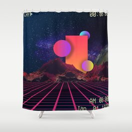 Dreamy Days Shower Curtain
