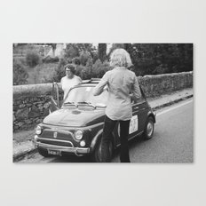 FLORENCE I - ROAD TRIP Canvas Print