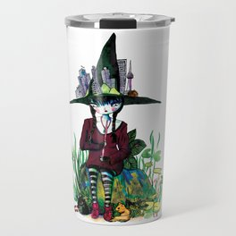 Seoul witch Travel Mug