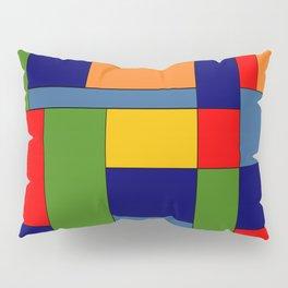 Abstract #348 Pillow Sham