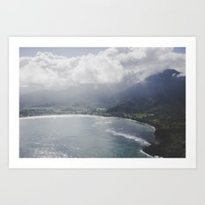 The Bay - Kauai, HI Art Print