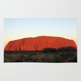 Uluru  Rug