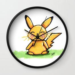 Cute Pika Wall Clock