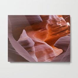 Corkscrew Canyon Metal Print