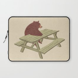 Waiting for the waiter Laptop Sleeve