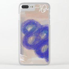 Serpentine Method Clear iPhone Case