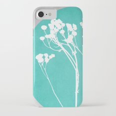 Abstract Flowers 1 Slim Case iPhone 7
