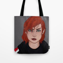 Jane Shepard Tote Bag
