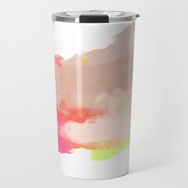 Particle of modernity Travel Mug